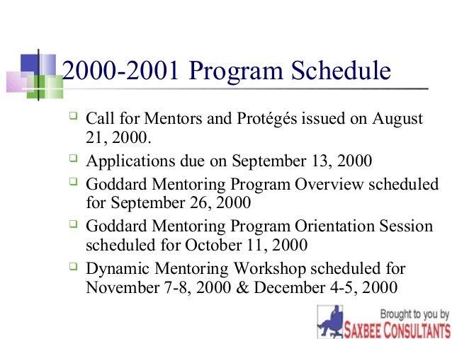 nasa mentoring program - photo #27