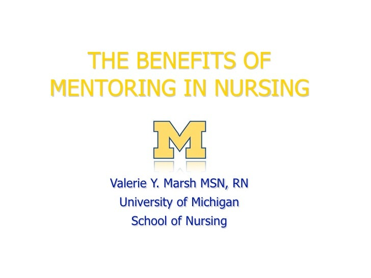 """nurses as mentors """"effective mentoring in the clinical setting"""" (teaching for practice, april) provided  excellent information on mentoring new nurses as an experienced nurse, i've."""