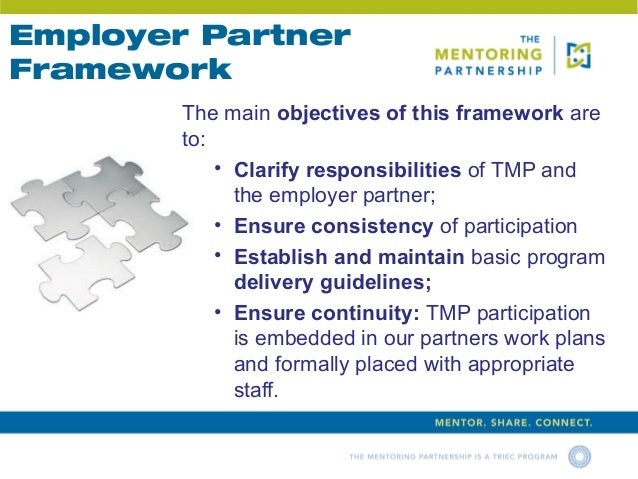 basic guidelines that will enable a successful mentor mentee relationship
