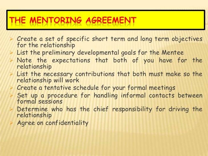 Ss 30 Mentoring Program