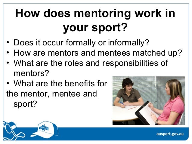 the role of vision at mentor 1 mops leader descriptions and responsibilities coordinator: encourages other members of steering in their responsibilities, delegating appropriately and.