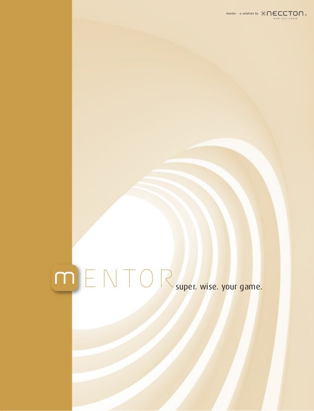 super. wise. your game. mentor – a solution by