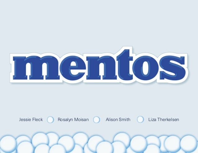 mentos marketing Brand marketing  bad happy these are just three of the names of mentos' new  branded emoticons,  'breaking bad' mentos commercial is fresh, full of life.