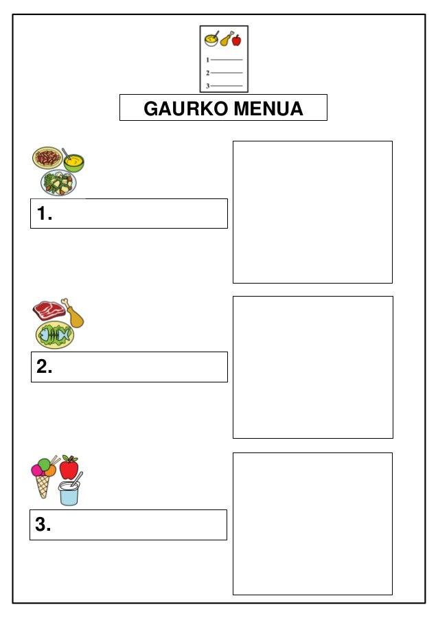 GAURKO MENUA 1. 2. 3.