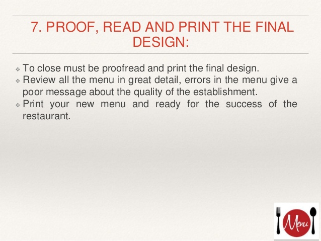 Extrêmement Menu design presentation mac UB47