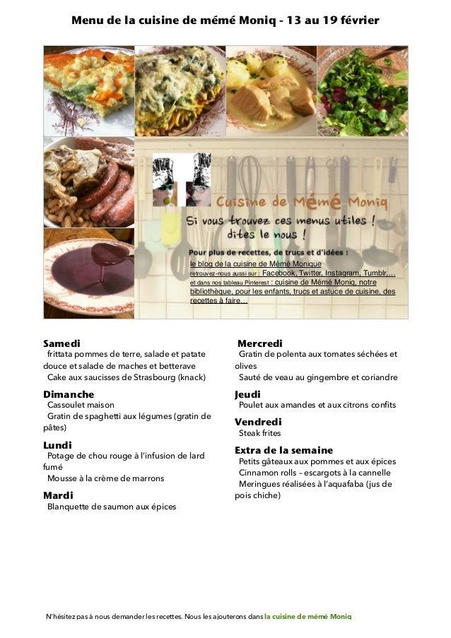 Samedi   frittata pommes de terre, salade et patate douce et salade de maches et betterave   Cake aux saucisses de Strasbo...