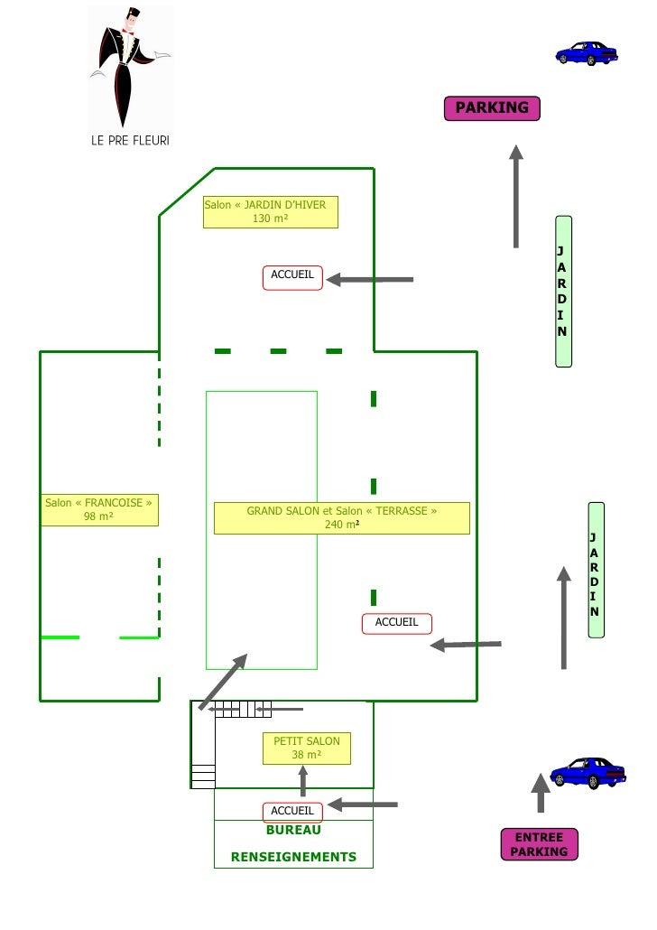PARKING                      Salon « JARDIN D'HIVER                                130 m²                                 ...