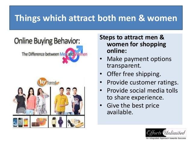 Things That Invite Men To Women
