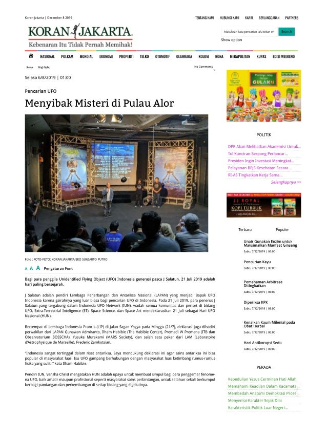 Menyibak Misteri di Pulau Alor | Koran Jakarta http://www.koran-jakarta.com/menyibak-misteri-di-pulau-alor/ 1 of 5 12/8/20...