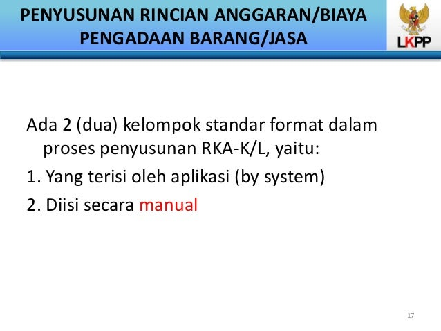 Menyusun Dokumen Rencana Anggaran Biaya Pr 03
