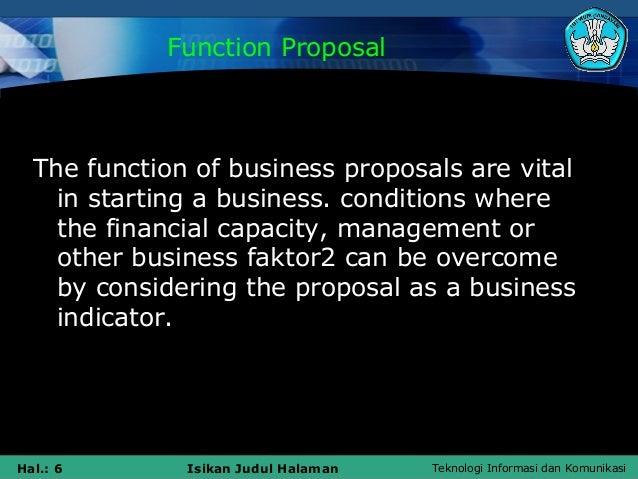 Menyusun Proposal Penawaran 2 Eng