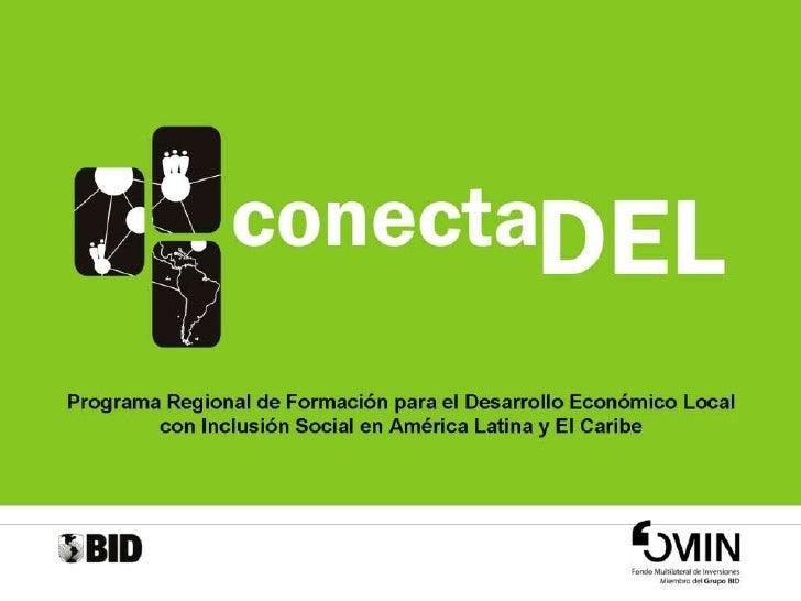 Análisis de la oferta de capacitación enDesarrollo Territorial en ArgentinaConectaDEL en colaboración con Orkestra