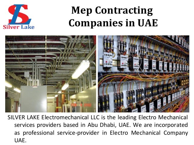 Mep Contracting Companies in UAE