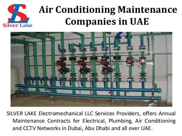 Mep Contracting Companies in UAE