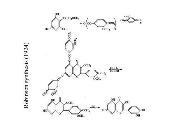Mer3 a unit v-flavonoids