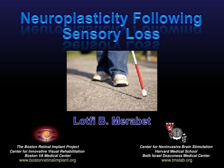 nvq2 sensory loss