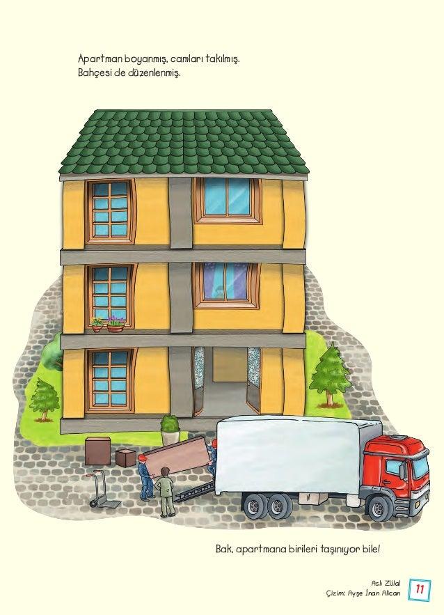 Meraklı Minik Yeni Bir Ev