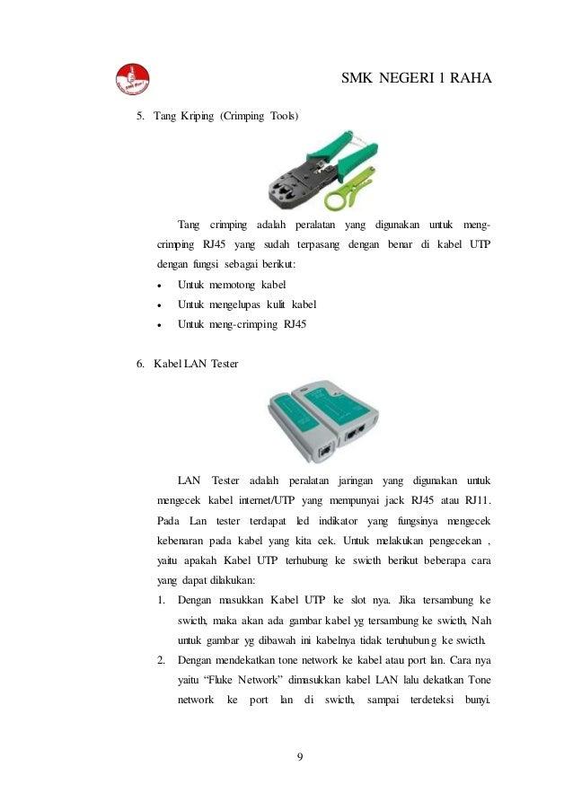 merancang bangun dan mengkonfigurasi wifi router