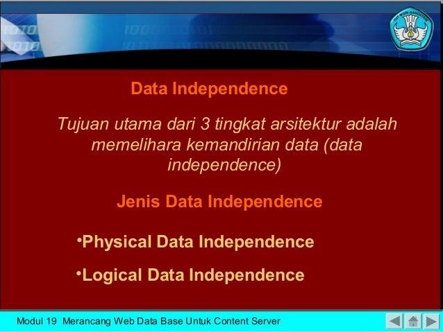 Modul merancang web database untuk content server.pdf