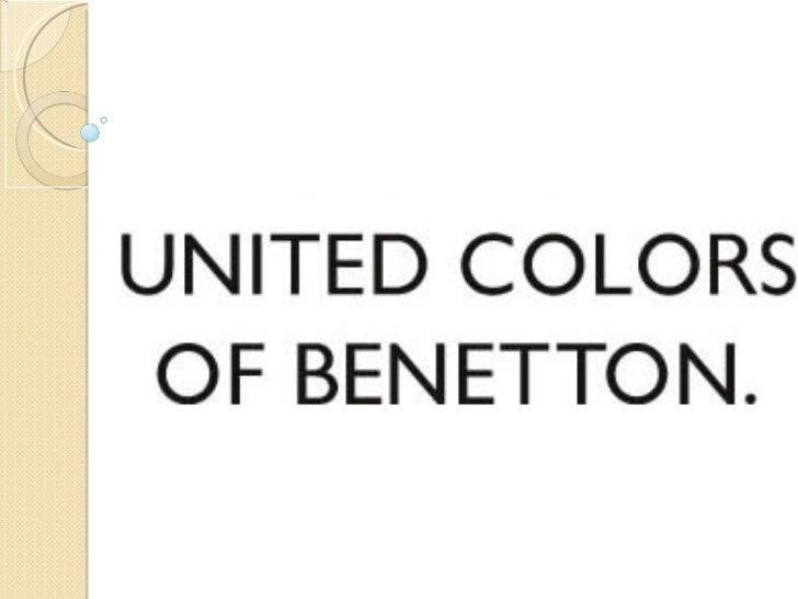 Visión   Benetton esun grupo responsabley    receptivoal presente y atentoal medio    ambiente,a la dignidad humana...