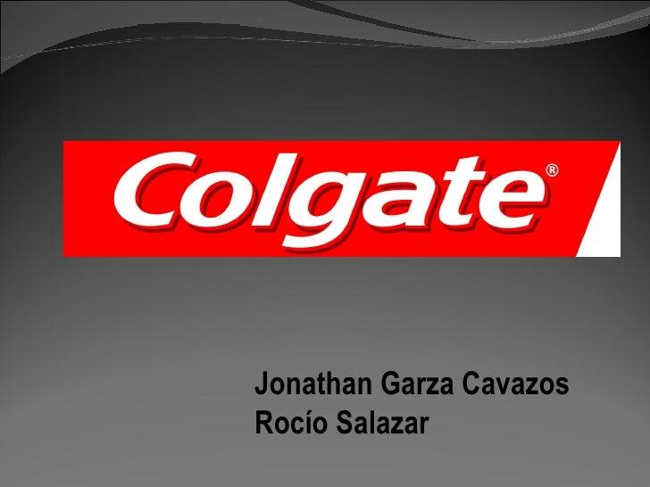 Jonathan Garza CavazosRocío Salazar