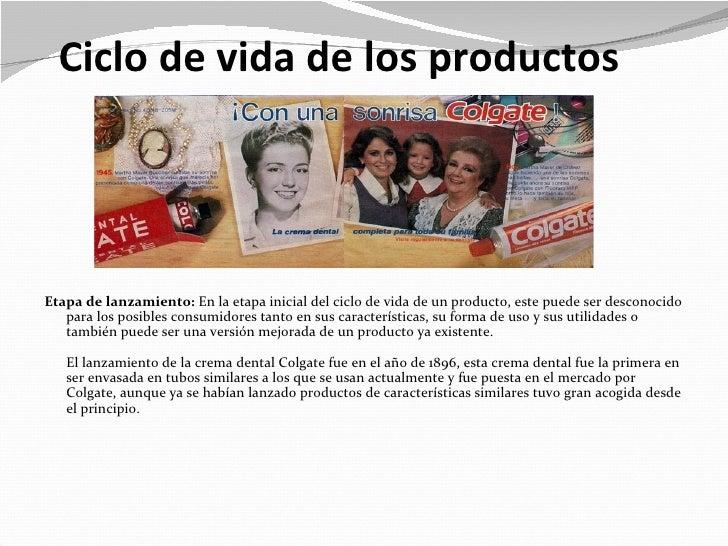 Ciclo de vida de los productosEtapa de lanzamiento: En la etapa inicial del ciclo de vida de un producto, este puede ser d...
