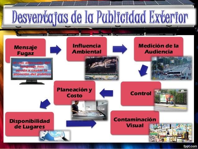 Es la primera empresa de PublicidadExterior de Venezuela, la más grande encantidad de sitios y la que ofrece mayorvariedad...