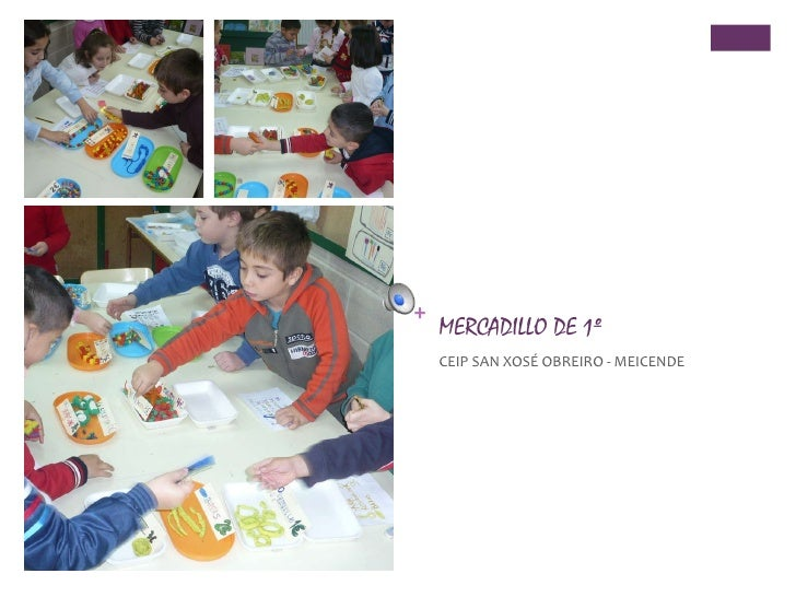 MERCADILLO DE 1º  <ul><li>CEIP SAN XOSÉ OBREIRO - MEICENDE </li></ul>