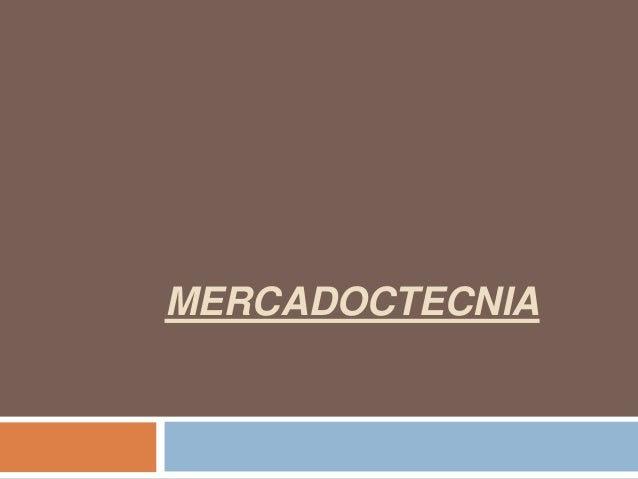 MERCADOCTECNIA