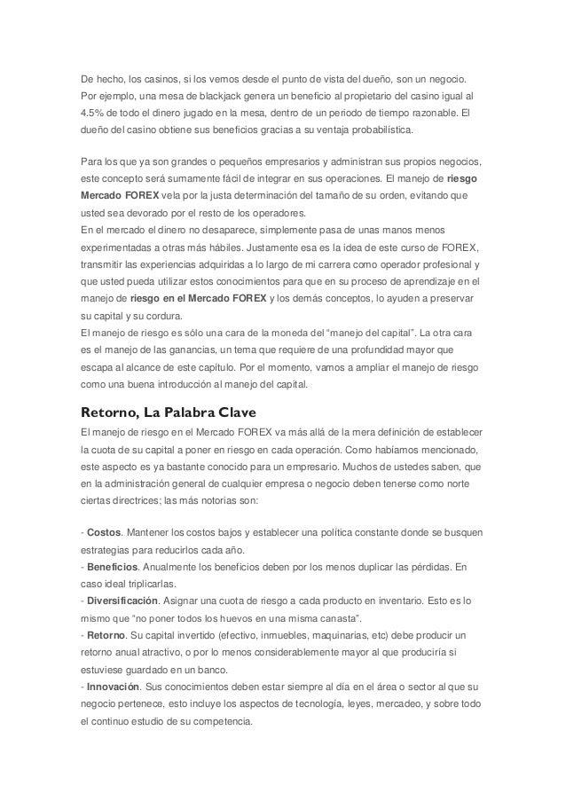Mercado de forex pdf