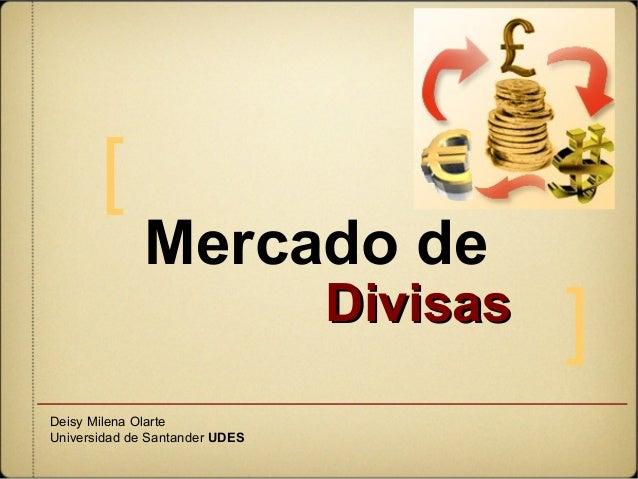 Mercado forex divisas