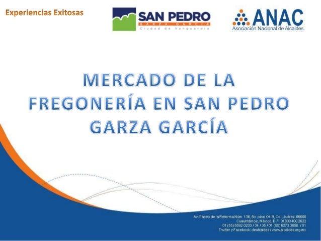 Descripción de los objetivos del programa.El Mercado fue creado en el año 2010 como un espacio para la recreación ydesarro...