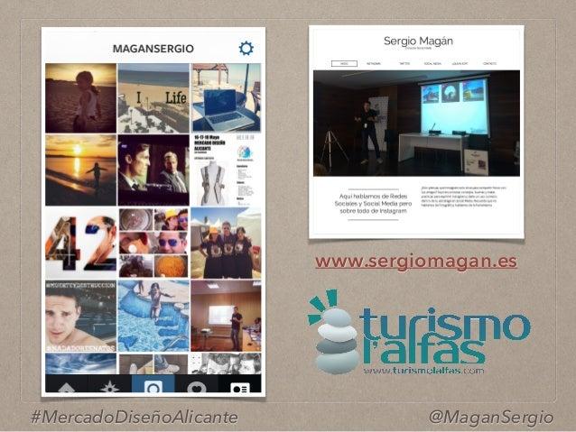 Taller de  Instagram para profesionales Slide 3