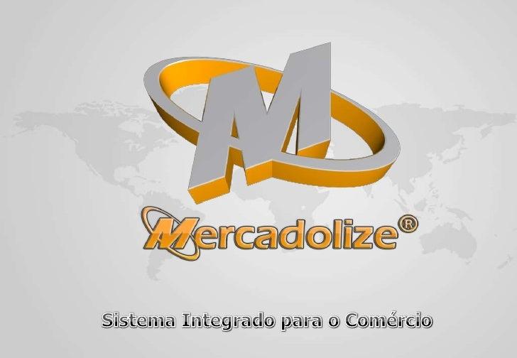 Sistema Integrado para o Comércio<br />