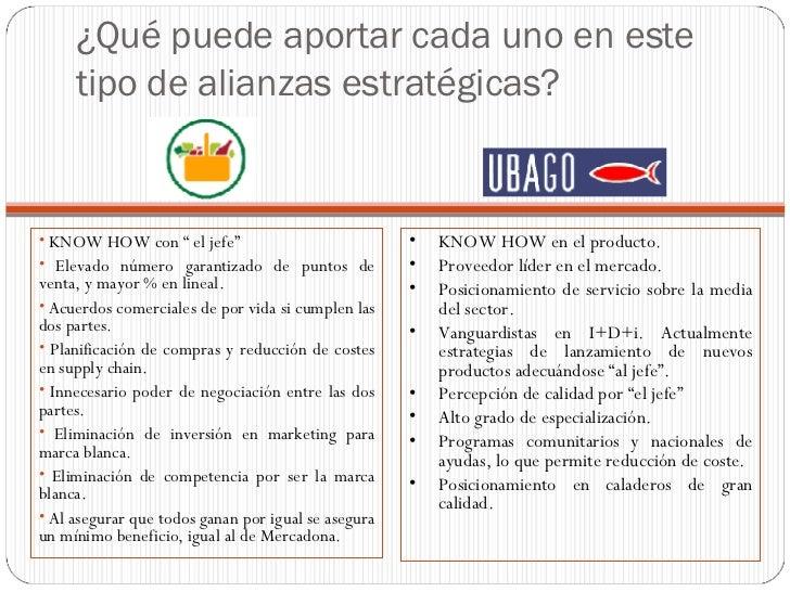 mercadona conservas ubago Caso práctico: mercadona - conservas ubago: el concepto de interproveedor la siguiente actividad planificada.