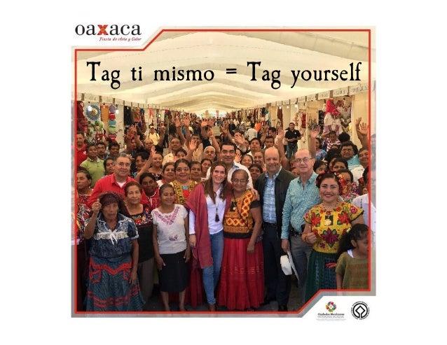 Our Vision The Oaxaca Markets Group (Mercados de Oaxaca) i s i n c l u s i v e a n d w e w a n t t o h e a r t h e v o i c...