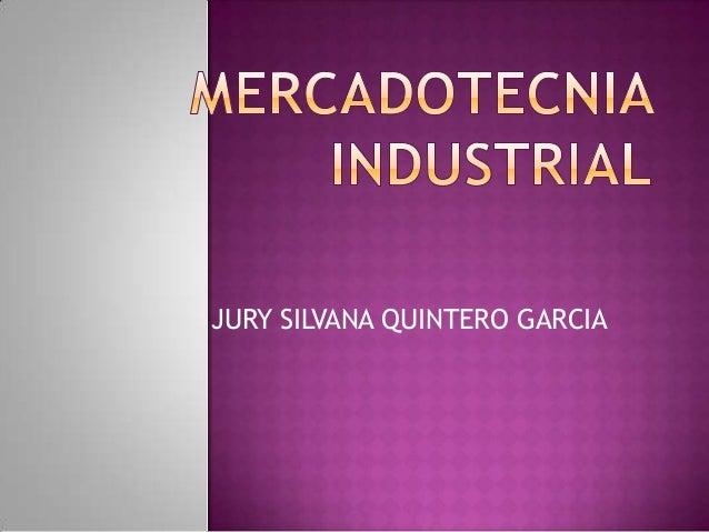 JURY SILVANA QUINTERO GARCIA