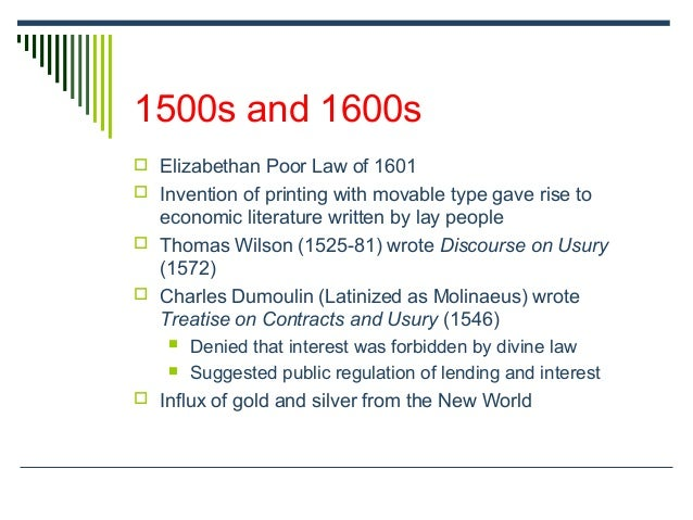 the usury statute essay Find california codes in findlaw's searchable database.