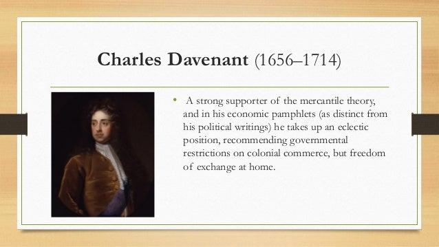 Charles davenant essay balance power