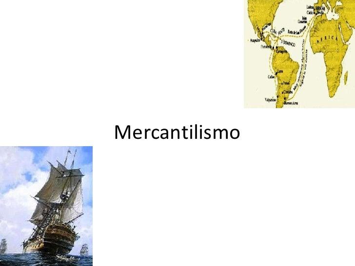 Mercantilismo e Expansão Ultramarina