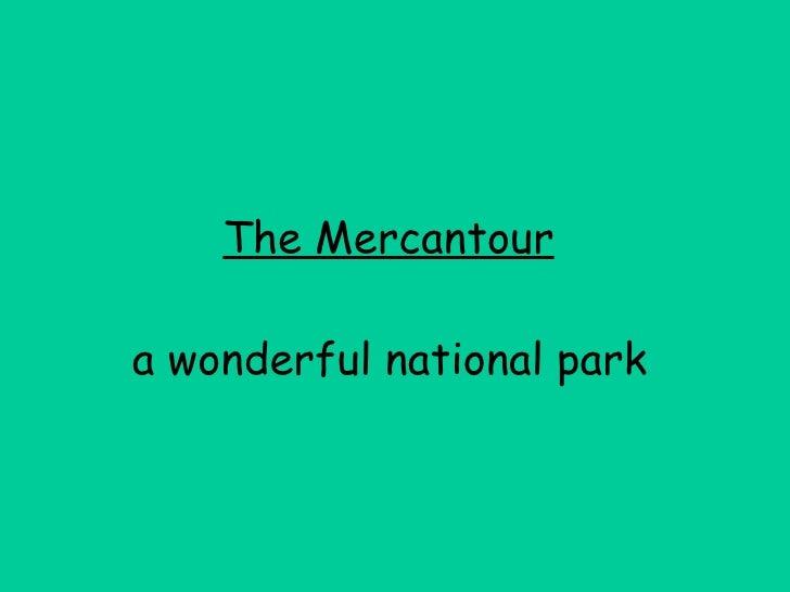 The Mercantour   a wonderful national park