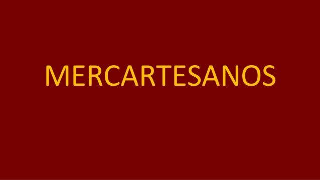 MERCARTESANOS