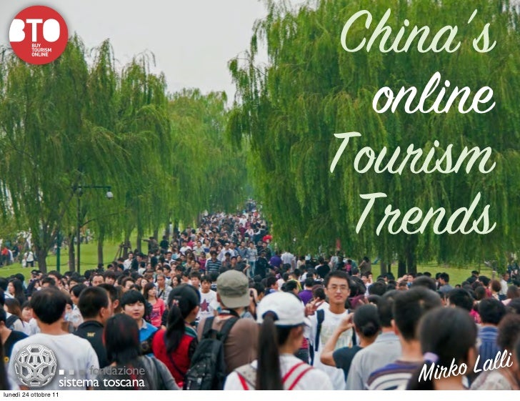 China's                         online                       Tourism                        Trends                        ...