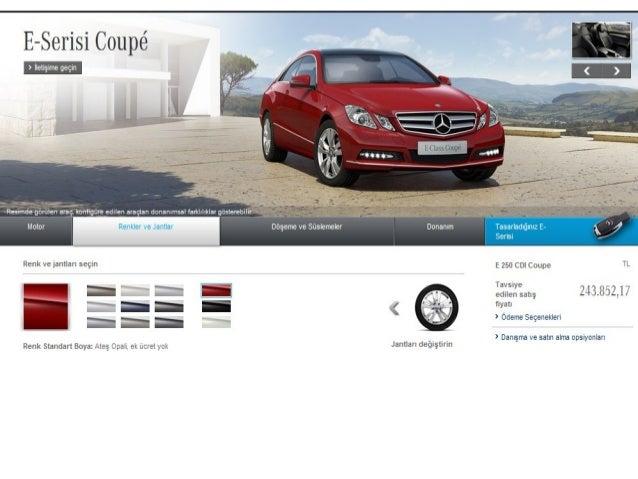"""•   Aracınız her şeyi ile """"Mercedes-Benz"""" olarak kalsın•   Titizlikle ürettiğimiz aracı aynı hassasiyetle ve özenle koruyo..."""