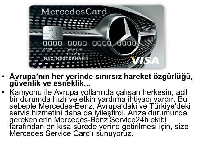 • Mercedes-Benz Service 24h Acil Servis Hizmeti• Hangi sorun söz konusu olursa olsun – 00 90 212 444 62 44  numarasını ara...