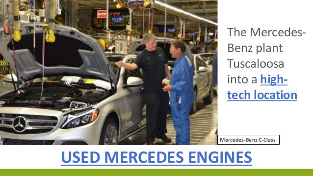 Mercedes Benz Alabama Plant Expansion