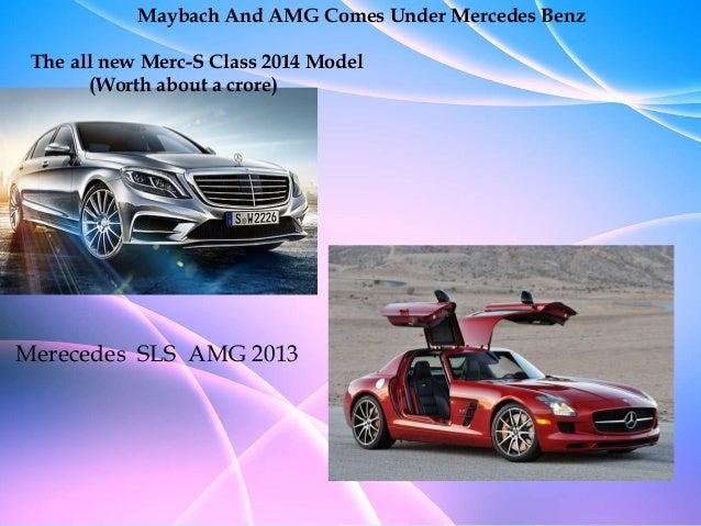 Mercedes Benz Business Plan Presentation
