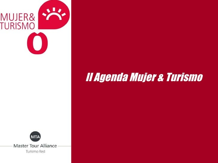 II Agenda Mujer & Turismo