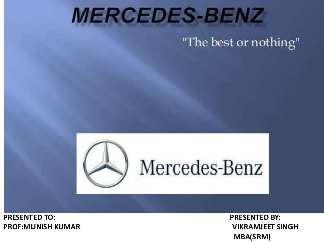 marketing mercedes benz The traditional mercedes benz target market includes upper-class consumers aged 40 and up who want a car with luxury-level conveniences and a high-end feel mercedes benz is looking to expand that.