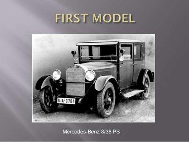 HISTORY  Founders: Karl Benz U0026 Gottlieb Daimler; 6.  Founded ...